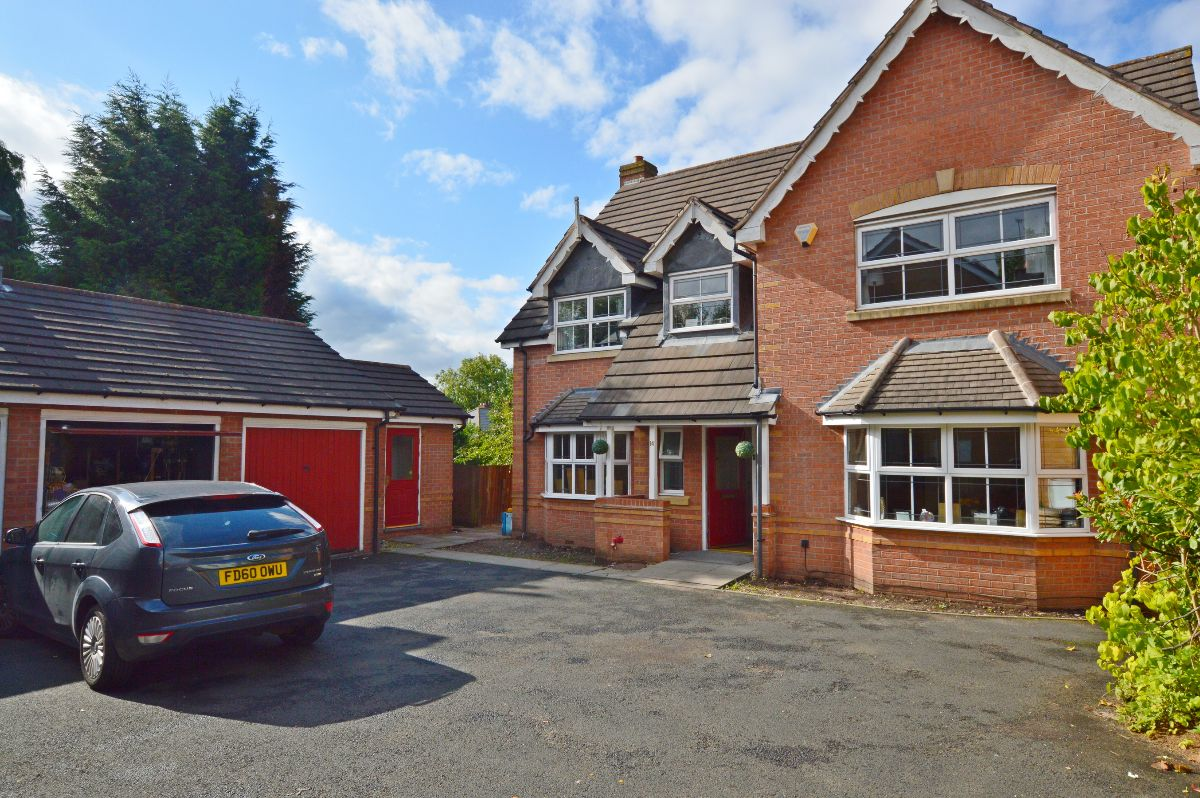 Woodchurch Grange, Sutton Coldfield