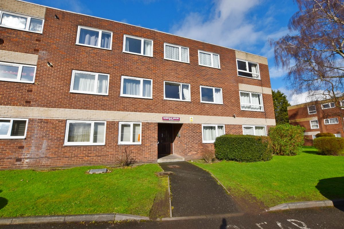 Flat , Norfolk House, Westland Close, Birmingham