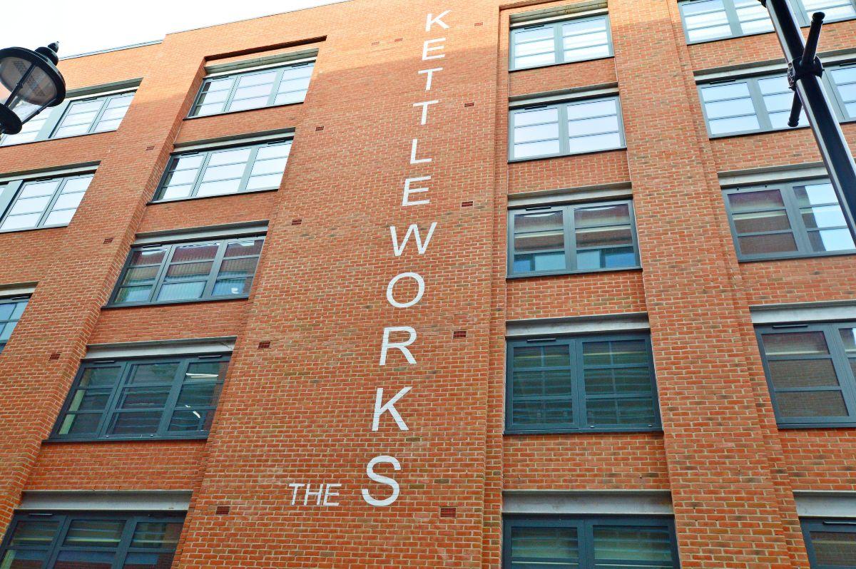 Apartment , Kettleworks,  Pope Street, Birmingham