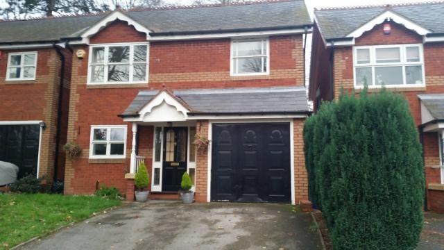 Parkfield Close, Birmingham