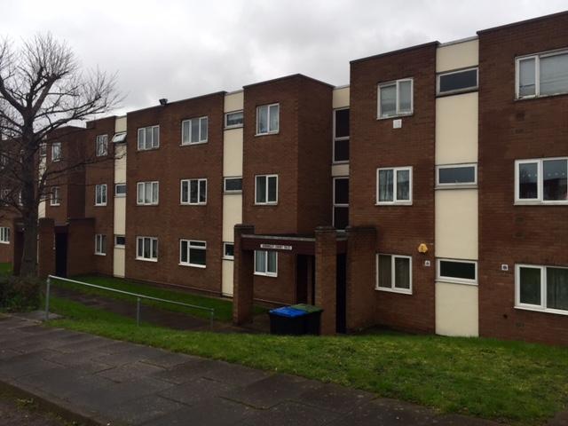 Oddingley Court, Erdington