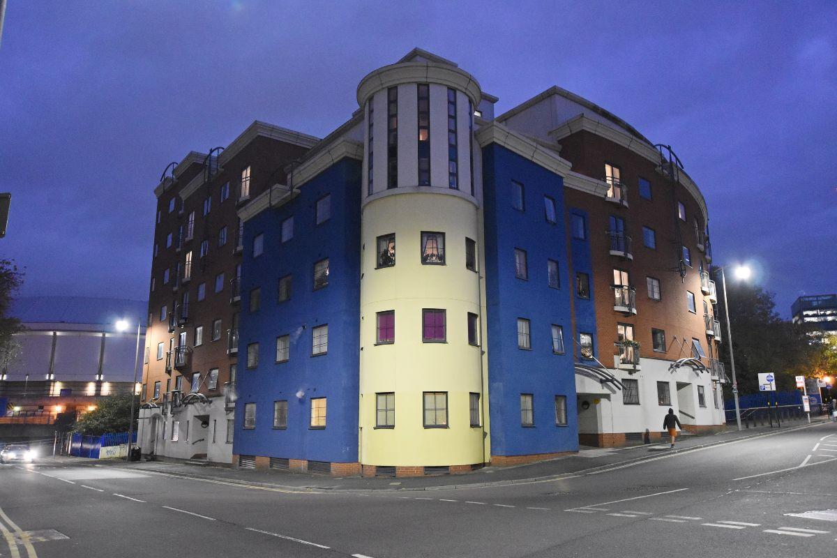 St. Vincent Street, Birmingham