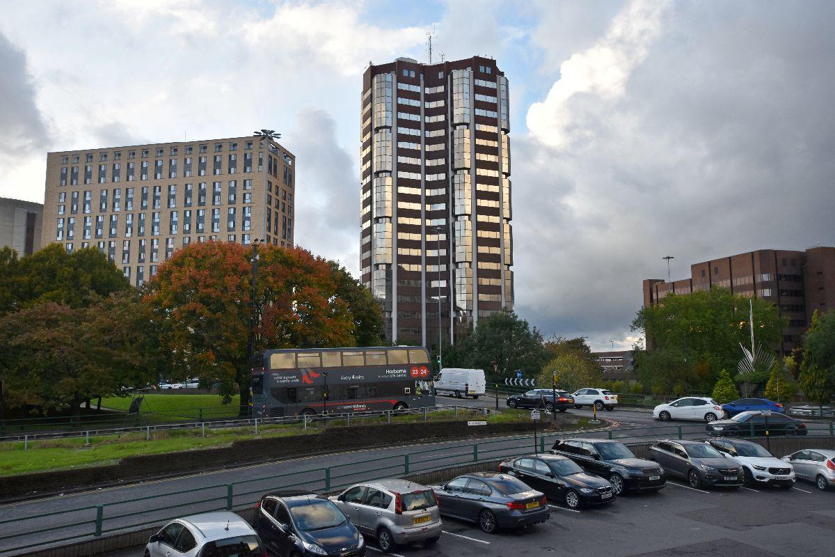 Apartment, Metropolitan House,  Hagley Road, Birmingham